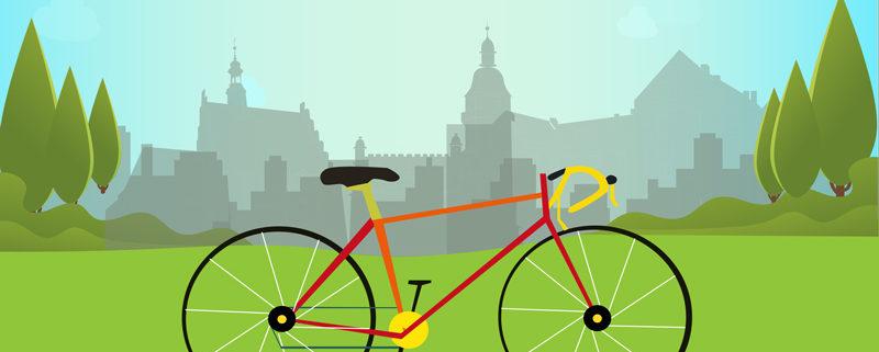 szlak rowerowy ziemia szydlowiecka